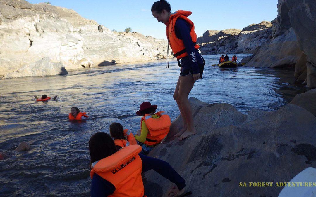 Orange River Rafting Trips